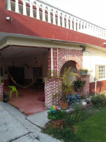 Casa Escriturada En Cuautla