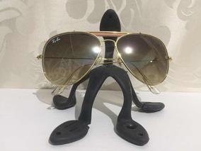 Oculos De Sol Ray Ban Italy Original Pouco Usado.