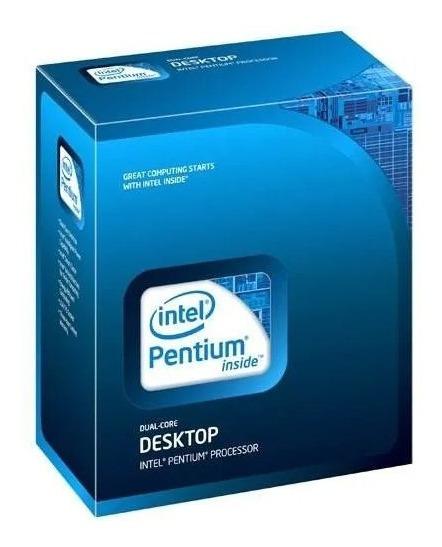 Processador Intel Pentium E700 Lga 775 3ghz 2mg Cache