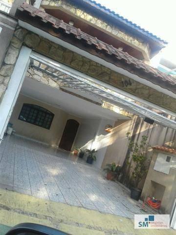 Casa Com 3 Dormitórios À Venda, 198 M² Por R$ 690.000,00 - Nova Petrópolis - São Bernardo Do Campo/sp - Ca0201