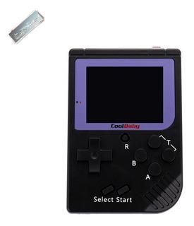 Consola Portátil Gameboy Mini Con 129 Juegos Clásico Retro