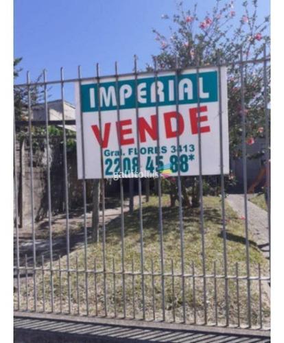 Casa En Buena Zona De Peñarol