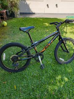 Bicicleta Gt Aggressor 2.0 Rodado 20