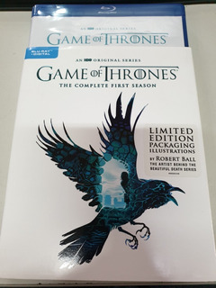 Bluray Game Of Thrones Season 1 Nuevo Limited