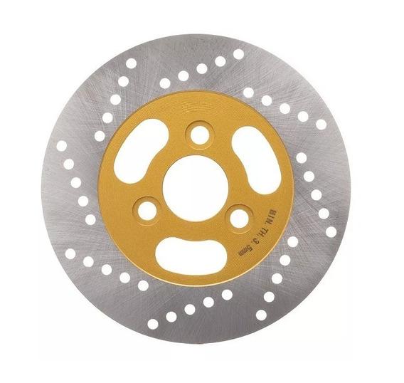 Disco De Freio Dianteiro Burgman 125 An 2005 Até 2010 4mm