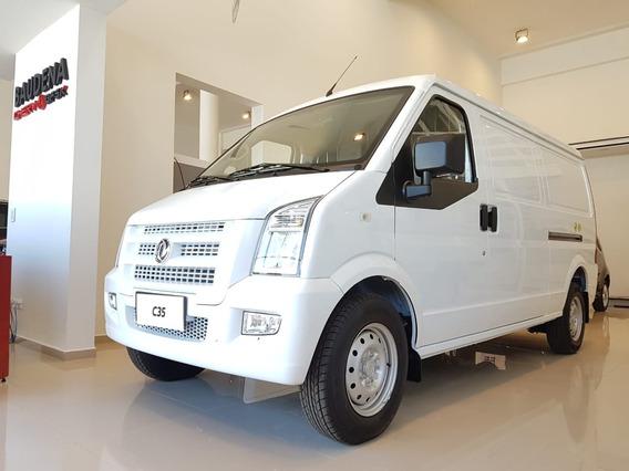 Dfsk C35 Van Cargo Doble Porton Corredizo 2020 0km Baudena