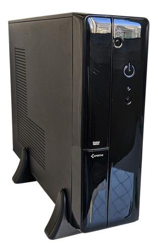 Computador I3 7° Geração Ssd 240gb + Monitor 24'' Full Hd