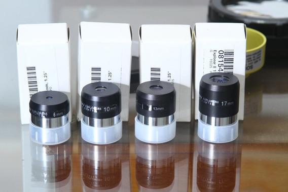 Kit De 4 Oculares Para Telescópios Orion Explorer 1.25