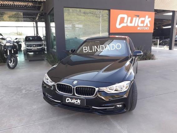 Bmw Serie 3 2.0 Sport Active Flex Aut. 4p Blindado !!!