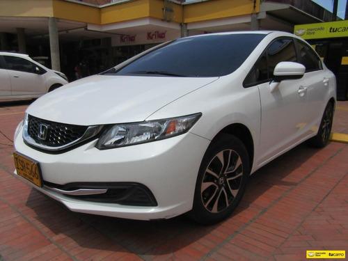 Imagen 1 de 14 de Honda Civic 1.8 Ex-l