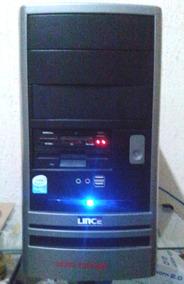Cpu Desktop Sti Lince Intel Pentium 4 Com Windows 7