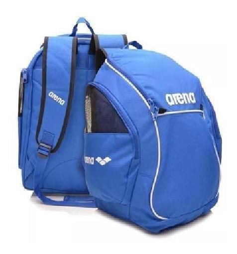 Mochila Natação Arena Backpack Sporty Azul
