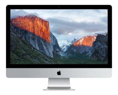 Imagen 1 de 2 de Apple iMac 2015 Core I5 3,1ghz 21.5 Retina 4k 8gb 1tb Outlet