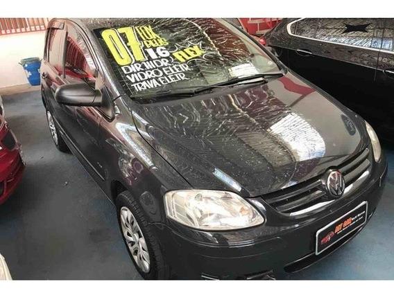 Volkswagen Fox Plus 1.6 2007 (cinza) (flex)