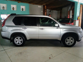 Nissan X-trail 2008 Plata Slx Lujo At