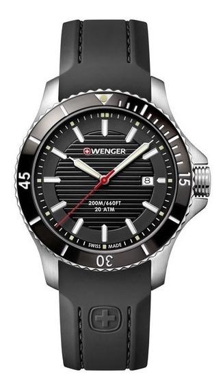 Relógio Masculino Suíço Wenger Linha Seaforce 01.0641.117