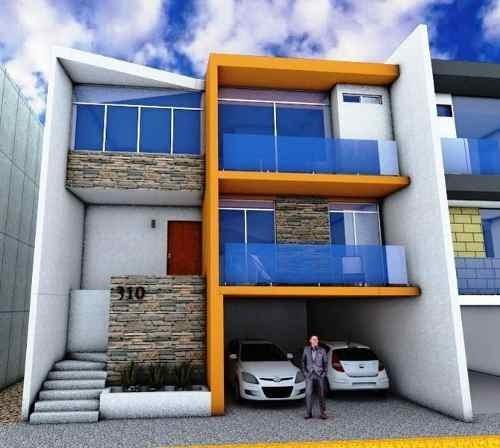 Casa Nueva En Venta En Contry Sur Al Sur De Monterrey (aah)