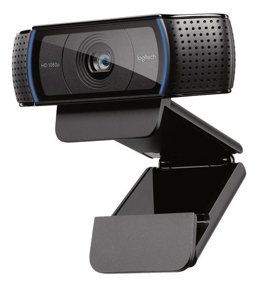 Webcam Full Hd C920 Logitech