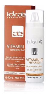 Vitamina C Crema Gel Reparador Dia Idraet