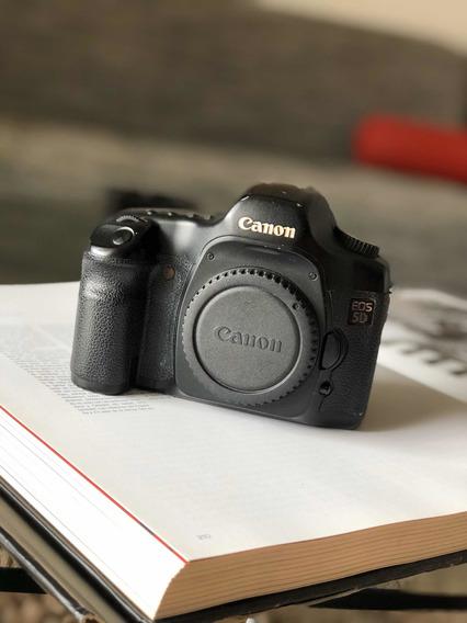 Camara Canon 5d Mark I