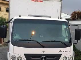 Mercedes-benz Accelo 1016 Ano 2016 Carga Seca