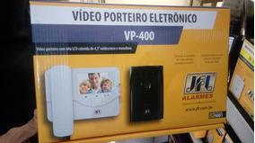 Video Porteiro Vp-400 Facil De Estalar