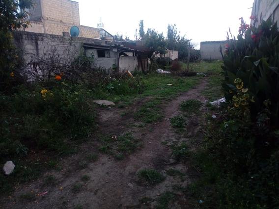 Terreno En Venta En San Lorenzo Coacaclco
