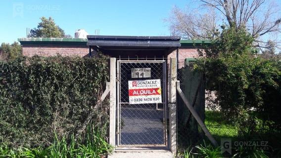 Casa En Alquiler Ubicado En Manzanares, Pilar Y Alrededores
