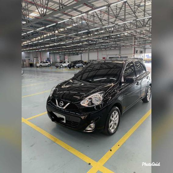 Nissan March 2015 1.0 12v Sv 5p