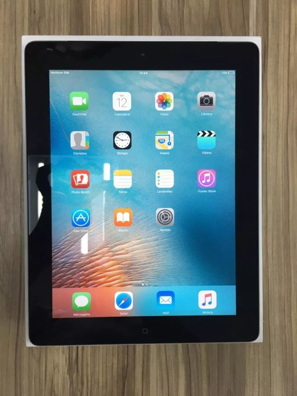 iPad 2 Apple Wi-fi + 3g 16gb Ios 9.3.5 + Capa Brinde + Nfe