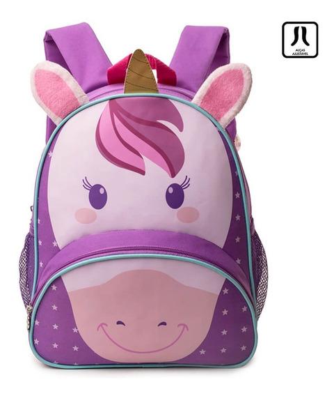 Mochila Baby Unicornio 18k