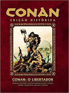 Hq - Conan: O Libertador - Edição Histórica