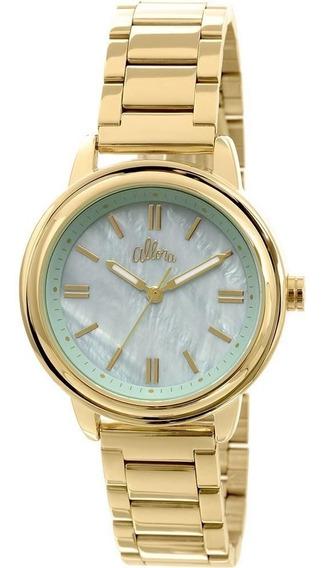 Relógio Feminino Allora Analógico Fashion Al2035ezy/4v