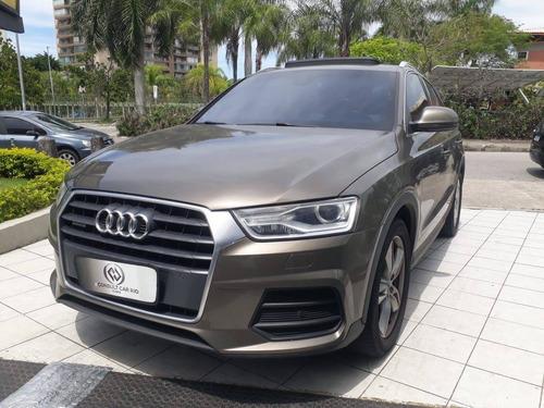 Imagem 1 de 8 de Audi Q3 2.0 Tfsi Ambiente Quattro 4p Gasolina S Tronic