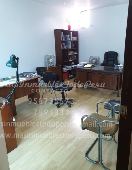 Ocasión Alquiler De Oficina En Los Halcones San Isidro