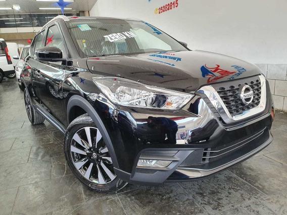 Nissan Kicks Sl 0km / Top De Linha / Pronta Entrega
