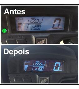 Película Polarizada Para Painéis Lcds De Moto/carro 12x12