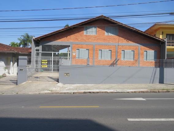 Casa Comercial Para Alugar - 08012.001