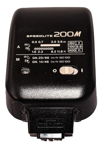 Imagen 1 de 1 de Flash Fotografía Canon Speedlite 200m