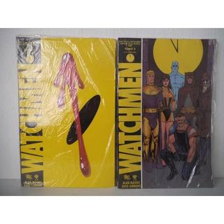 Watchmen Tomo 1 Y 2 Editorial Vid