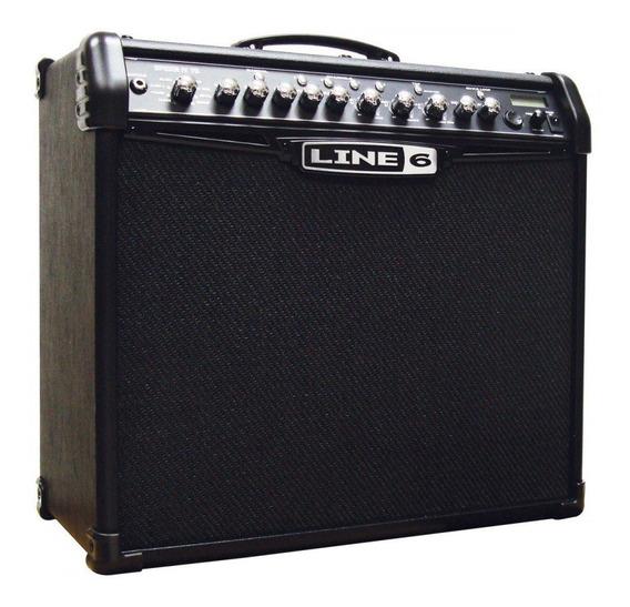 Amplificador Guitarra Line6 Spider Spid475 Cheiro De Música