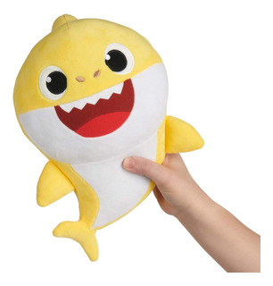 Baby Shark Peluche Musical 30cm Mommy Daddy Ó Baby Educando