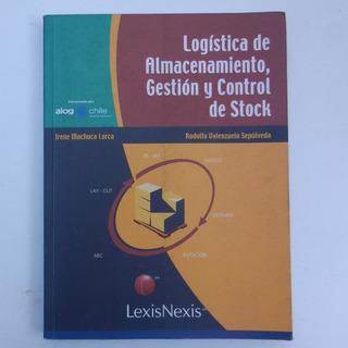 Logistica De Almacenamiento, Gestion Y Control De Stock, Ire