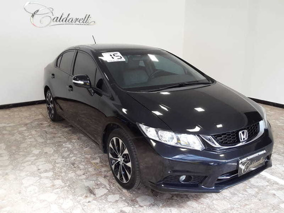 Honda Civic Lxr 2.0 16v Flex Aut. 2015