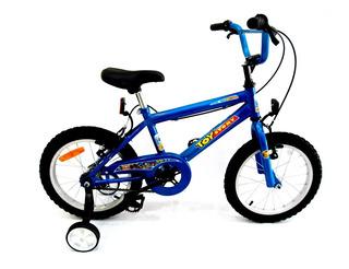 Bicicleta Cross Rodado 16 Niños (12-18cuotas)