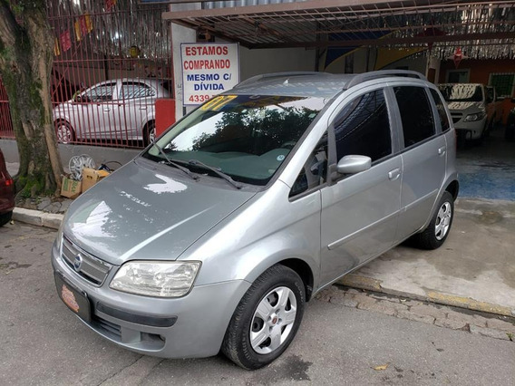 Idea Elx 1.4 8v (flex) Completa 2007