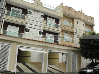 Apartamento - Vila Pires - Santo Andre - Sao Paulo   Ref.: 1667 - 1667