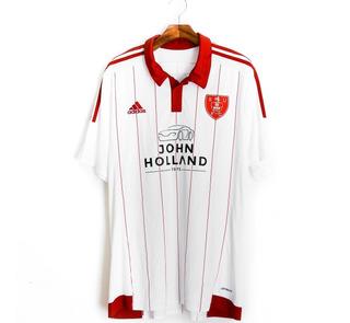 Camisas Masculinas Sheffield United 2015/16 adidas Aa0581