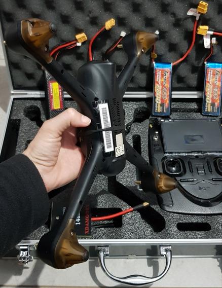 Drone Hubsan H501s C/ Maleta E 5 Baterias
