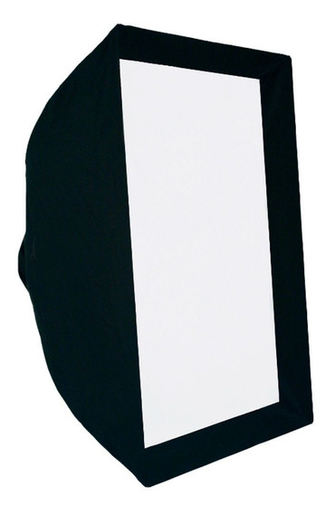 Sofbox Grande Atek (hazy Light) - Em Excelente Estado
